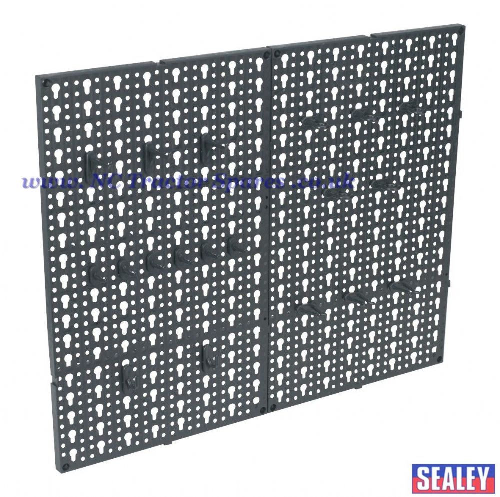 Composite Pegboard 2pc